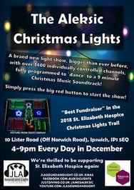 Aleksic Christmas Lights