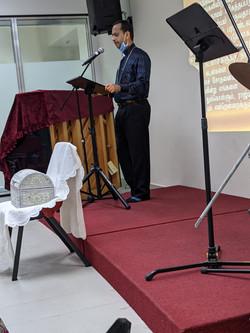 Pastor Saravanan