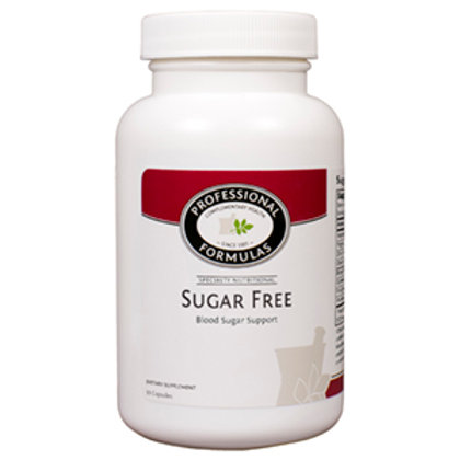 Sugar Free (Blood Sugar Support) capsules