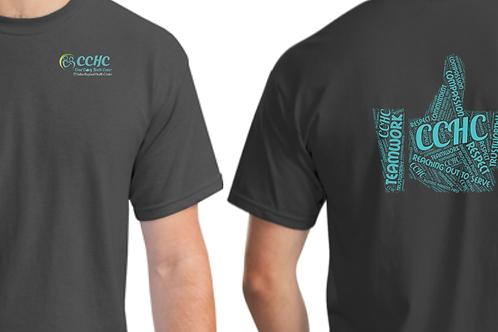 Charcoal CCHC Employee T-shirt