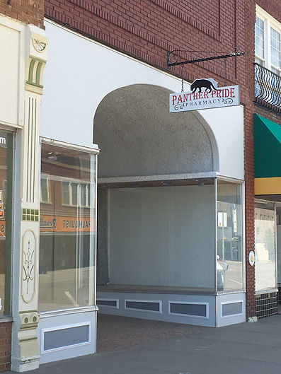 Panthe Pride Pharmacy storefront
