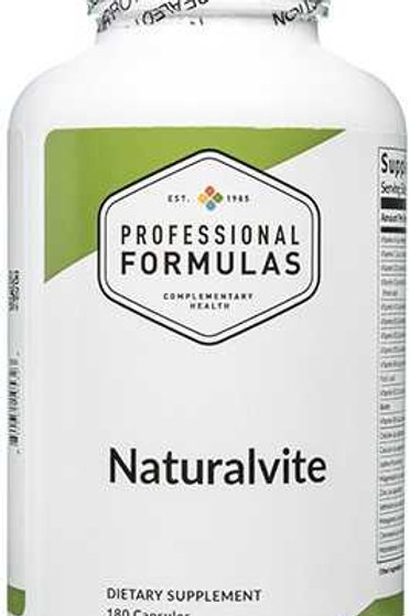 Naturalvite (Multivitamin) 180ct