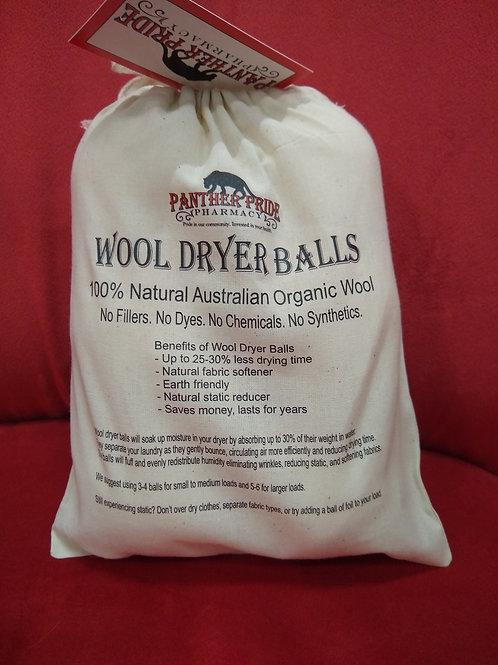 Wool Dryer Balls (6 CT)