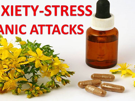 4 Herbs to Help with Anxiety