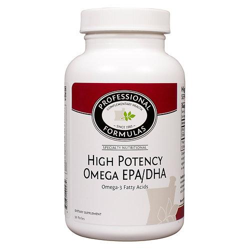 High Potency Omega EPA/DHA (90ct)