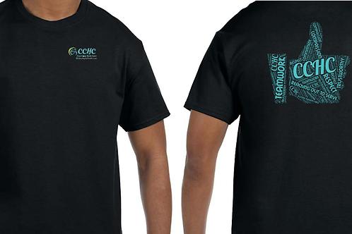 Black CCHC Employee T-shirt