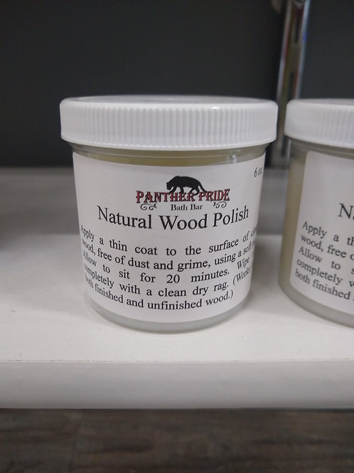 Natural Wood Polish