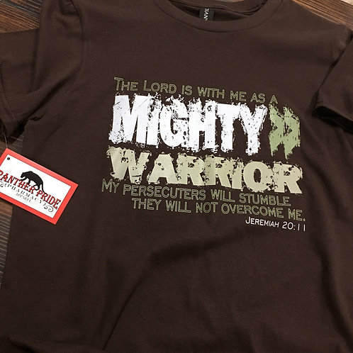 Mighty Warrior T-shirt