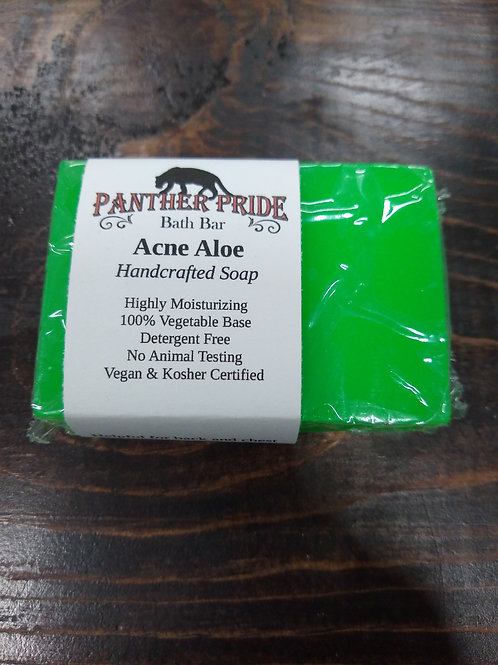 Acne Aloe Handcrafted Soap