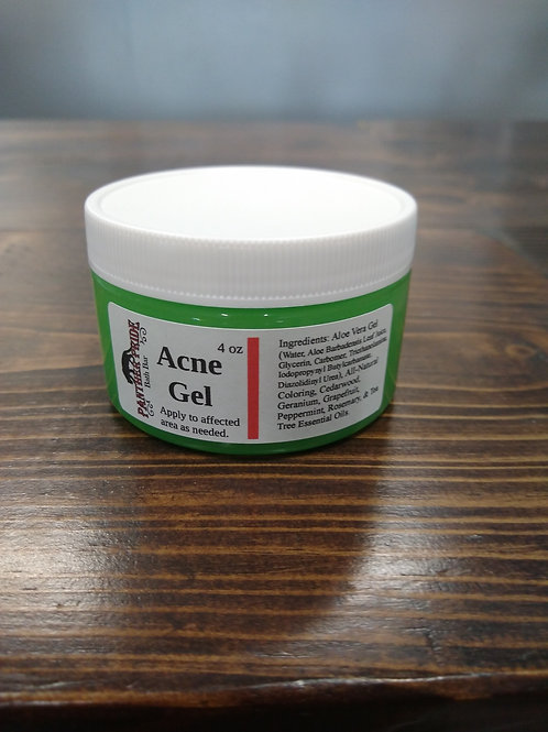 Acne Gel (w/ Essential Oils)