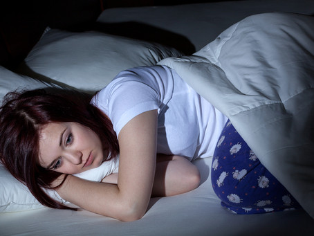 Can't sleep at night?