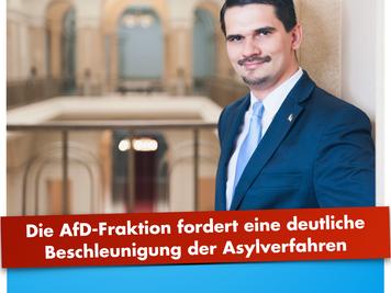 Überlastung des Berliner Verwaltungsgerichts durch Asylverfahren stoppen