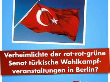Wusste der Senat tatsächlich nichts von Ekers Auftritt in Berlin?