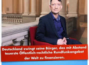 AfD begrüßt Verlegerklage gegen den RBB / Öffentlich-rechtliches Rundfunksystem muss reformiert und
