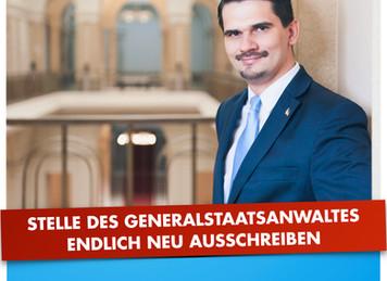 Personalpolitik à la Bananenrepublik / Ernennung von Koppers ist ein weiterer Tiefpunkt der politisc