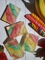 StrawNana Lollipop
