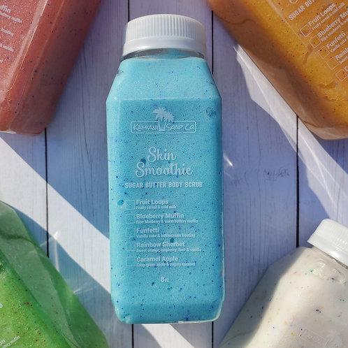 Blueberry Muffin Skin Smoothie