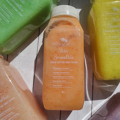 Orange Creamsicle Skin Smoothie