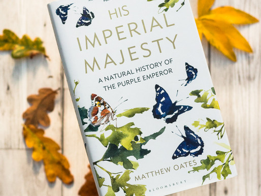 Matthew Oates' His Imperial Majesty Book Review