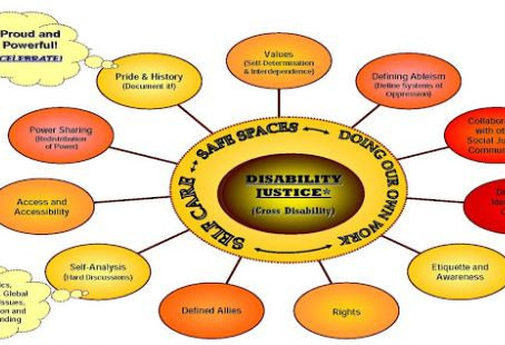 Disability Justice Framework