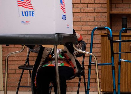 Voter Turnout Surged Among People With Disabilities Last Year