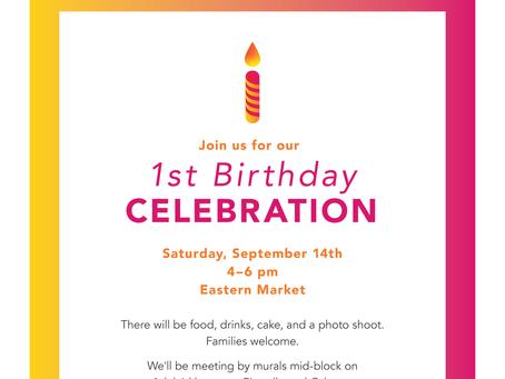 Detroit Disability Power's 1st Birthday Celebration