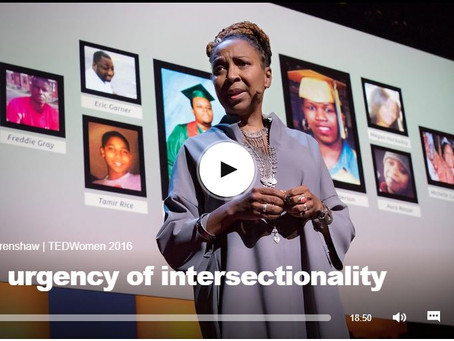 Kimberly Crenshaw: The Urgency of Intersectionality