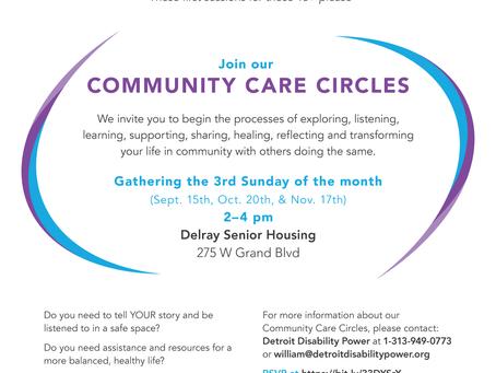 Community Care Circles