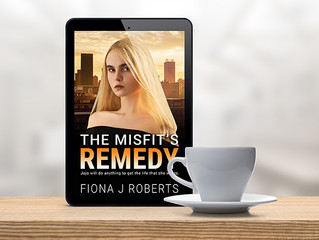 The Misfit's Remedy, out now.