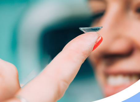 Five Advantages of Wearing Disposable Contact Lenses During This Time of Pandemic