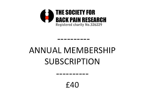 Membership Subscription Payment