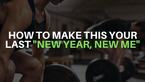 "How To Make This The Last ""New Year, New Me"""