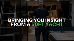 Bringing You Insight From A 50ft Yacht