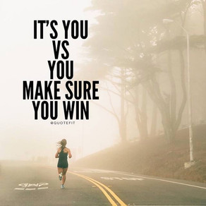 It's You VS You