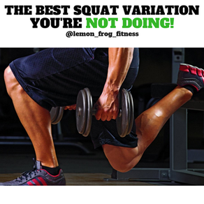 The Best Squat Variation You're Not Doing!