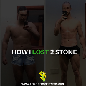 How I Lost 2 Stone