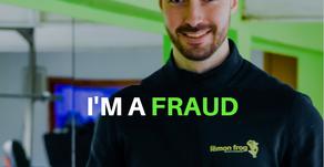 I'm A Fraud