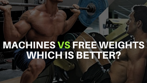 Machines Vs Free Weights Which Is Better?