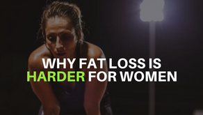 Why Fat Loss Is Harder For Women