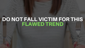 Do Not Fall Victim For This Flawed Trend