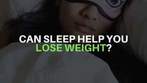 Can Sleep Help You Lose Weight?