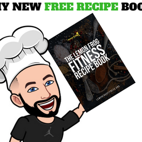 My New Free Recipe Book
