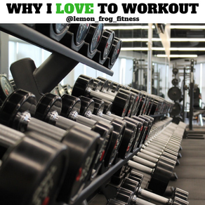 Why I Love To Workout