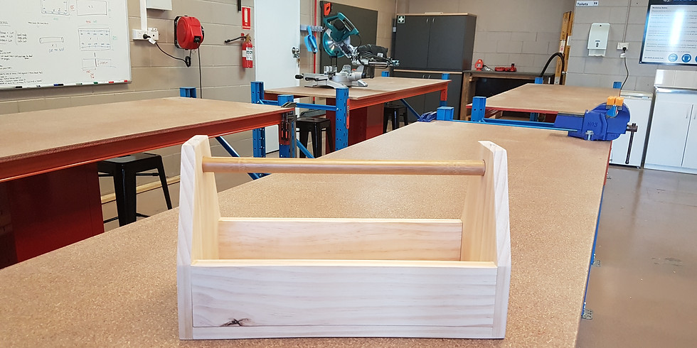 INTRODUCTORY TO WOODWORKING WORKSHOP (1)