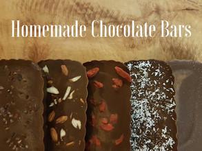 Self-Care Is Eating Homemade Chocolate