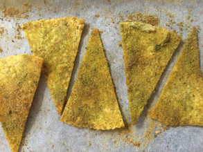 Homemade Doritos In 20 Minutes