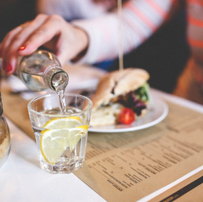 Why You Should Avoid Drinking With Meals