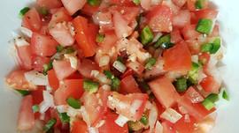 Fresh Jalapeno Salsa