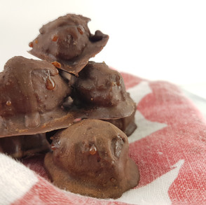 Chocolate Nutty Turtles