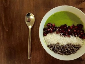 The smoothie bowl... bad idea or genius?